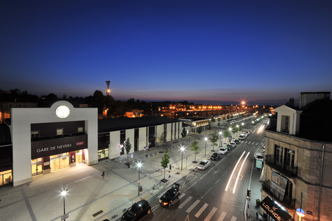 Centre ville nevers for Nevers code postal