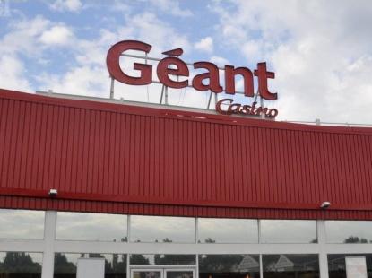 Géant Casino Gap - Station-service - Gap