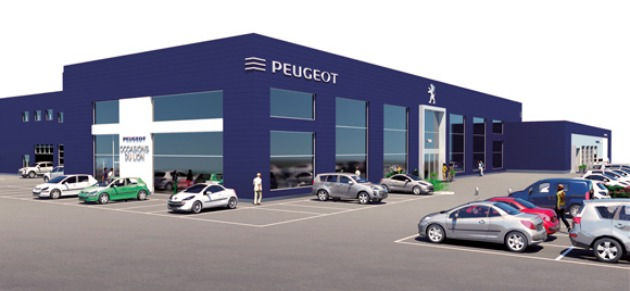 Abcis clermont ferrand concessionnaire automobile 27 for Garage peugeot chateaulin