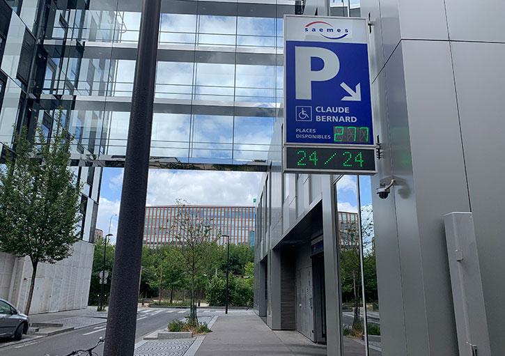 Parking Claude Bernard - Parking - Paris